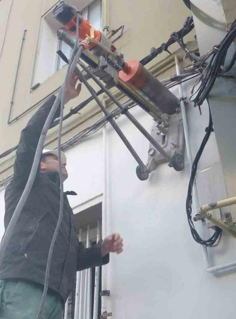 Camoga Obras e Construcións, Ferrol