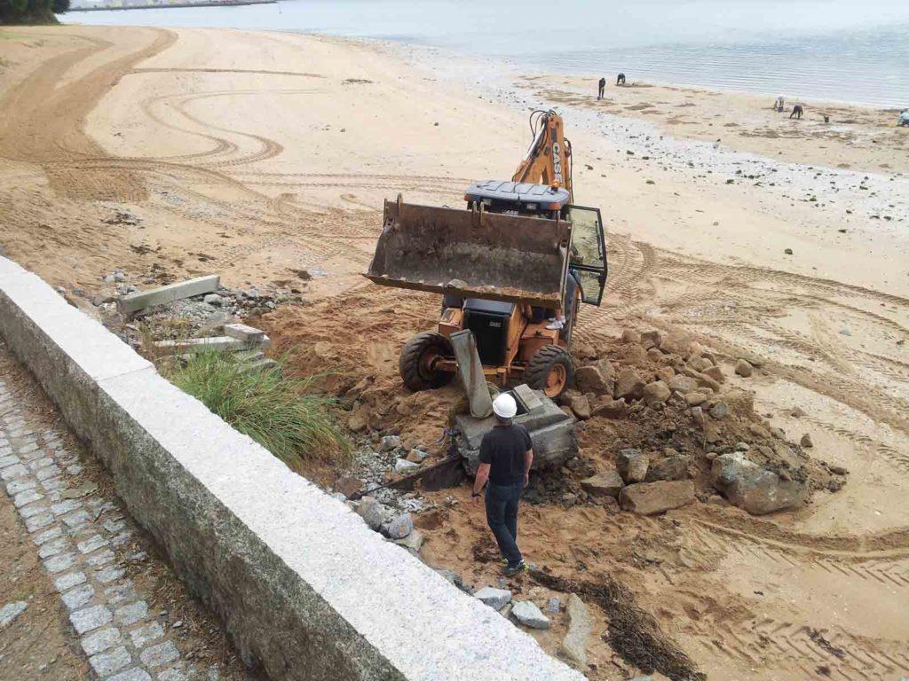 Camoga s.l. Obras e construcións